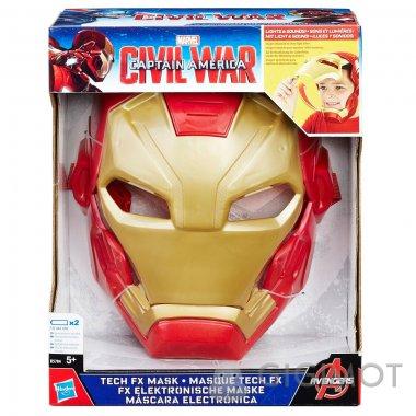 Электронная маска Железного человека Avengers, B5784