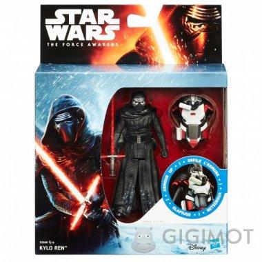 Фигурка вселенной Star Wars «С броней» в ассорт., B3886