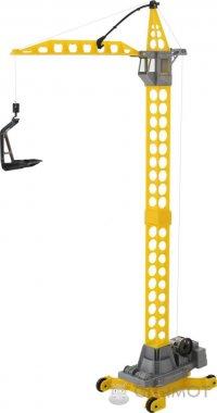 Башенный кран Polesie «Агат» на колесиках большой, 57167