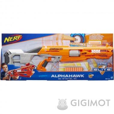 Бластер Nerf «Аккустрайк Альфахок», B7784