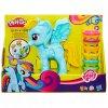 Ігровий набір Play-Doh «Стильний салон Рейнбоу Деш», B0011