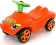 Каталка автомобіль Wader (Полісся) «Мій улюблений автомобіль» зі звуковим сигналом, 44600