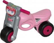 Каталка мотоцикл Polesie «Міні-мото» рожева, 48233