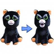 М'яка іграшка Feisty Pets «Злісні тваринки» Котик, 32319.006