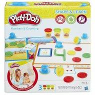 Ігровий набір Play-Doh «Цифри і числа», B3406
