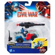 Ігровий набір Hasbro Avengers Бойова машина Месників, B5769
