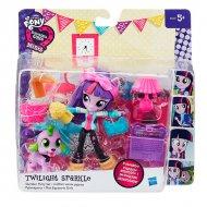 Міні-лялька з аксесуарами Equestria Girls My Little Pony в асорт., B4909
