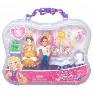 Ігровий набір Disney Princess «Міні-лялька Принцеса і сцена з фільму» в асорт., B5341