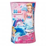 Лялька Disney Princess «Принцеса в платті зі змінними спідницями» в асорт., B5312