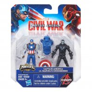 Ігровий набір Hasbro Avengers з 2-х фігурок Месників в асорт., B5768