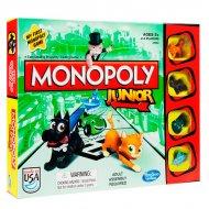 Гра настільна «Моя перша Монополія», A6984121 (рос.)