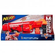 Бластер Hasbro Nerf «Мега Ротоф'юрі», B1269