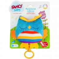 Іграшка-підвіска розвиваюча Fancy Baby «Совушка», SOV0\M