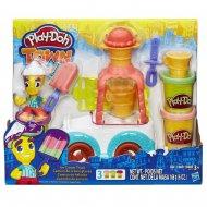 Ігровий набір Play-Doh «Вантажівка з морозивом», B3417