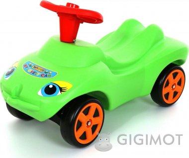 Каталка автомобіль Wader (Полісся) «Мій улюблений автомобіль» зі звуковим сигналом, 44617