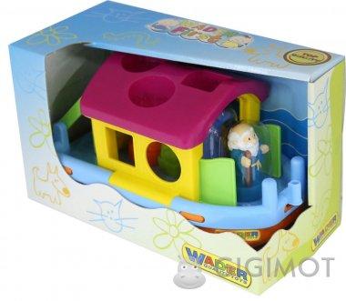 Іграшка Wader (Полісся) «Ковчег», 40374