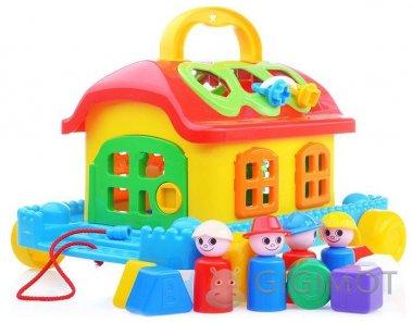 Іграшка Polesie Казковий будиночок на коліщатках, 48769