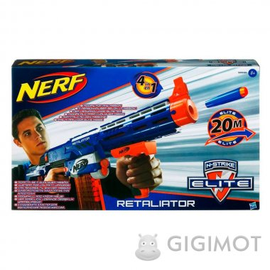 Бластер Nerf «Еліт Ріталіейтор» в асорт., 98696