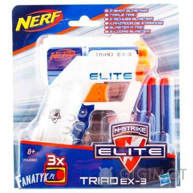 Бластер Hasbro Nerf «Еліт Тріад», A1690E35