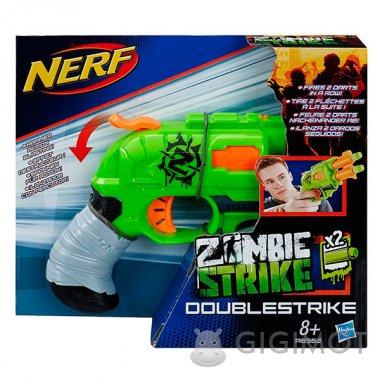 Бластер Nerf «Зомбі Страйк Подвійна Атака», A6562