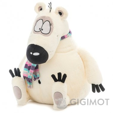 М'яка іграшка Fancy Ведмідь Топа, МТП2