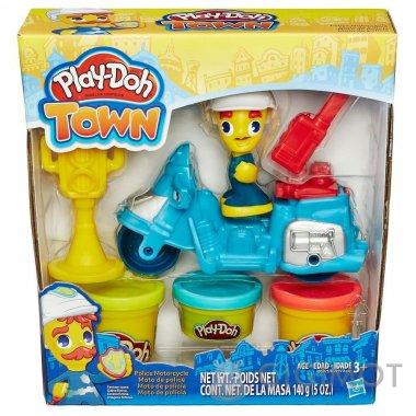 Ігровий набір Play-Doh Місто «Транспортні засоби» в асорт., B5959