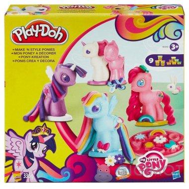 Ігровий набір Play-Doh «Створи улюблену Поні», B0009