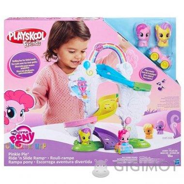 Ігровий набір My Little Pony Playskool «Пінкі Пай», B4622