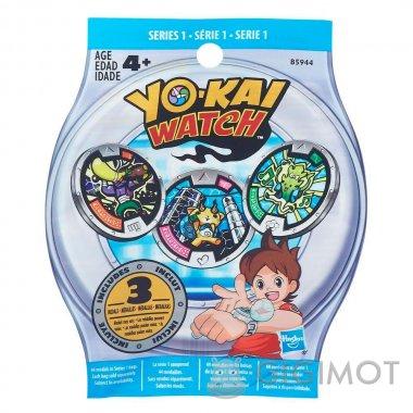 Медалі Yo-kai Watch в асорт., B5944