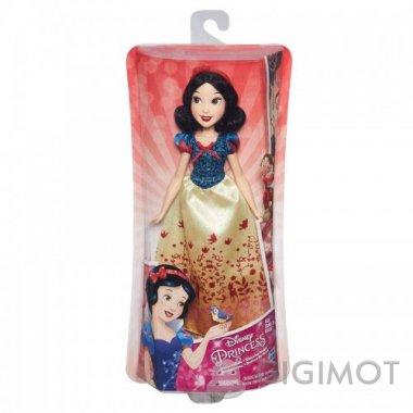Класична лялька Disney Princess в асорт.: Білосніжка, Аврора, Белль, Тіана, B6446