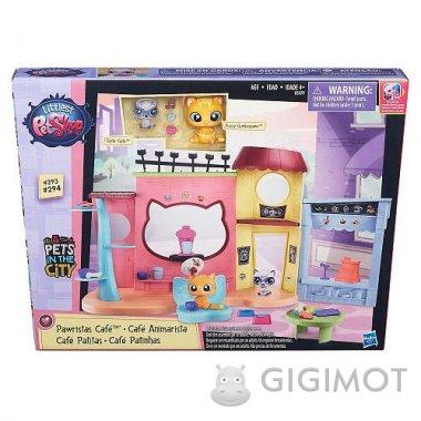 Ігровий набір «Кафе» Littlest Pet Shop, B5479