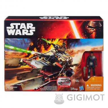Космічний корабель всесвіту Клас II Star Wars, B3672