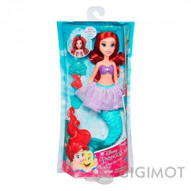 Лялька Disney Princess для гри з водою в асорт., B5302