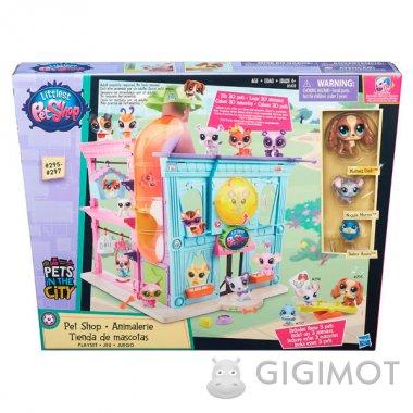 Ігровий набір Littlest Pet Shop «Зоомагазин», B5478