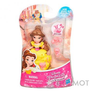 Маленька лялька Disney Princess «Принцеса» в асорт., B5321