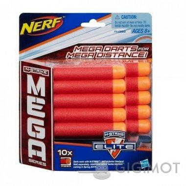 Набір Nerf «Мега 10 стріл», A4368