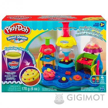 Ігровий набір Play-Doh «Фабрика тістечок», A0318