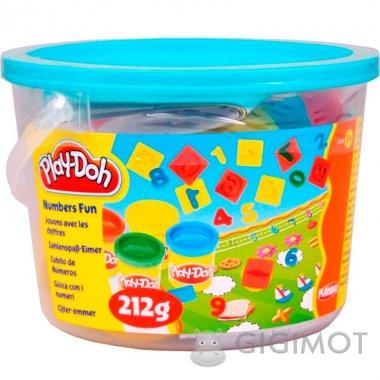 Набір пластиліну Play-Doh «Міні відерце» в ассорт., 23414