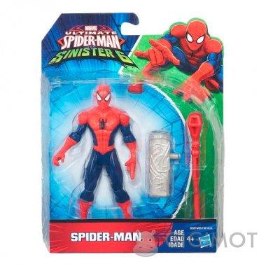 Фігурки Spider-Man «Марвел зі знаряддям битви» в асорт., B5758