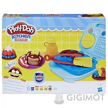 Ігровий набір Play-Doh «Солодкий сніданок», B9739