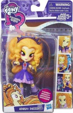 Міні-лялька My Little Pony «EG Adagio Dazzle», C0839/C0869EU40