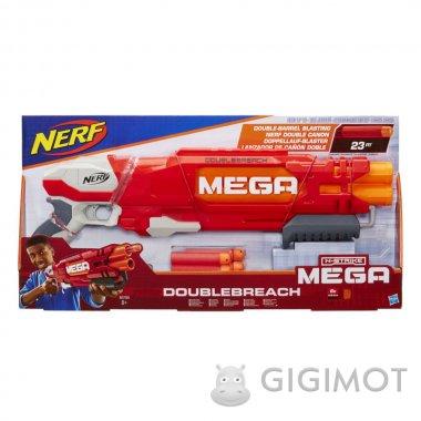 Бластер Nerf «Мега Даблбріч», B9789