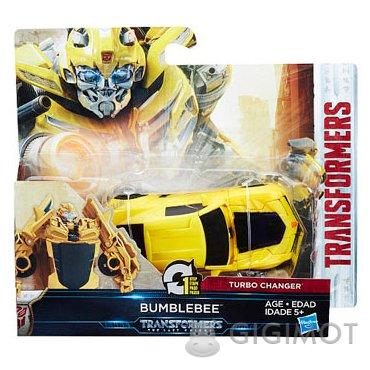 Трансформери «Трансформери 5: Уан-степ Changer Bumblebee», C0884/C1311EU40